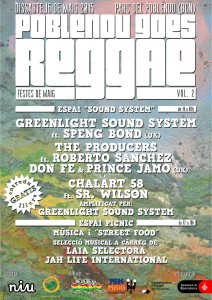 Poblenou Goes Reggae vol. 2
