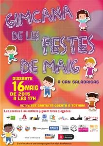 Gimcana Festes Maig 2015