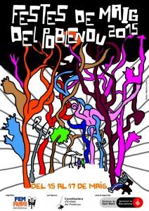 cartell festes de maig 2015