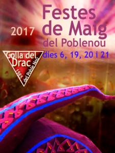 FINAL DE FESTA @ Rambla del Poblenou amb c. de Joncar i c. de Ramon Turró | Barcelona | Catalunya | Espanya